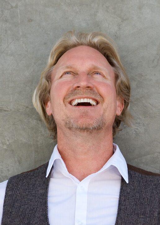 Utah Man with Dental Implants