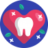Continues follow up care and monitoring from a trained dental professional